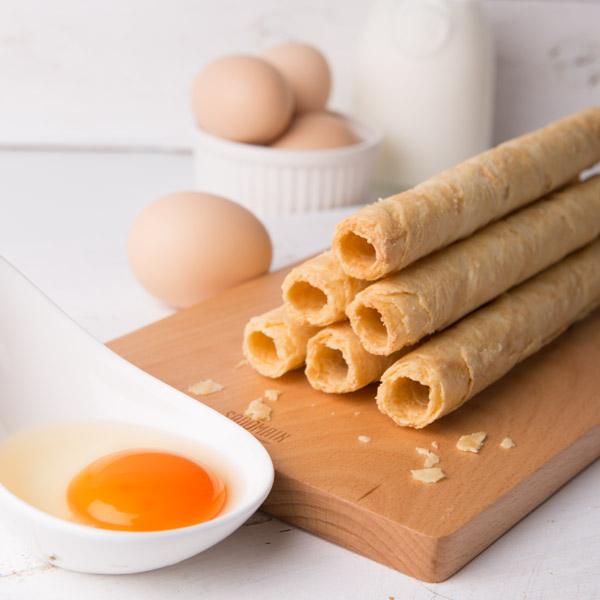維閣土雞蛋鮮雞蛋捲 3